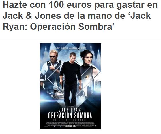 Jack Ryan; Operación Sombra