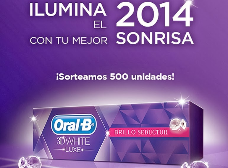 Oral B 3D White Luxe Brillo Sedeuctor