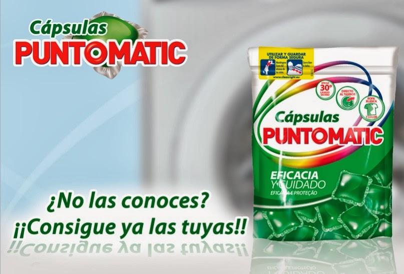 Cápsulas Puntomatic