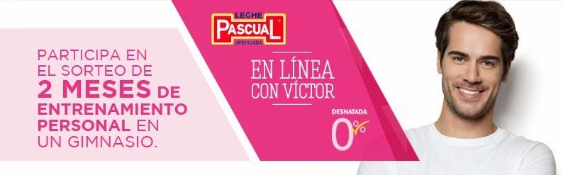 Pascual sortea dos meses de entrenamiento personal