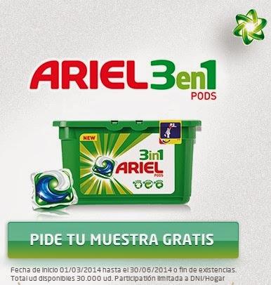 Ariel 3 en 1