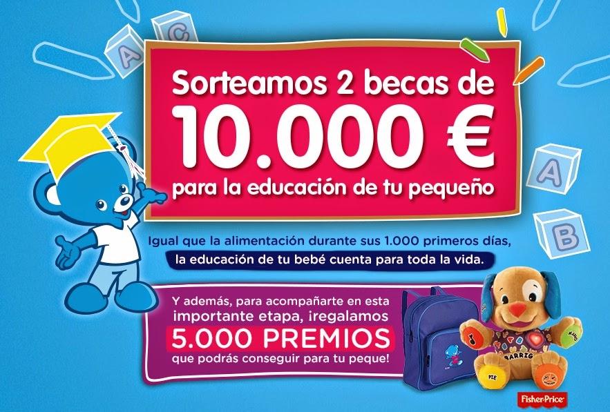 regalos Nestlé para bebe
