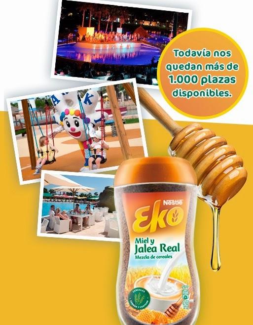 sorteo dia en Cambrils Park Resort