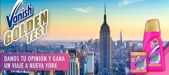 Viaje a nueva york con Vanish