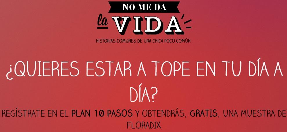 muestras gratis de Floradix