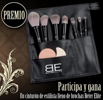 sorteo brochas de maquillaje valoradas en 100€