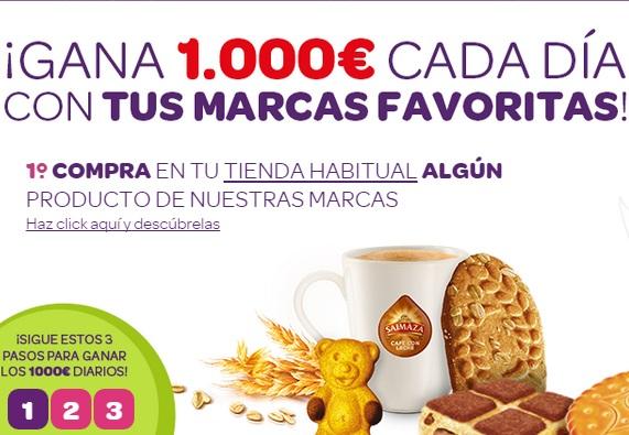Premios de 1.000 euros