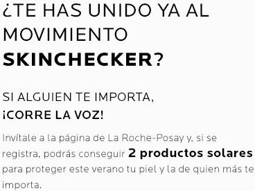Consigue 2 productos La Roche-Posay gratis
