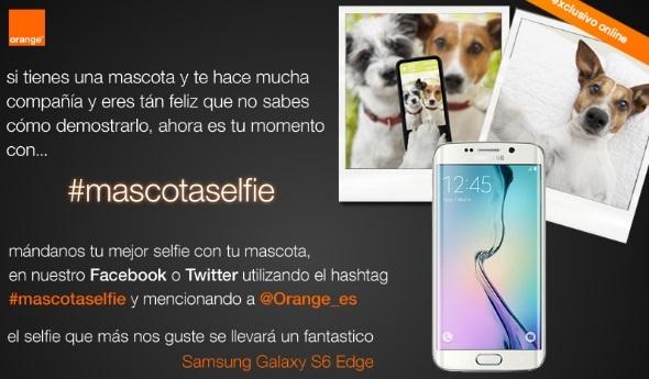 Samsung Galaxy S6 Edge gratis