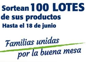 lotes de productos Ybarra y Florette