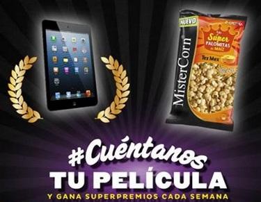 premios Grefusa: iPad mini 2, Go Pro y lotes