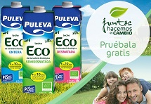 prueba Puleva Eco gratis