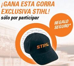 regalo seguro de una gorra totalmente gratis