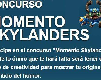 concurso Skylanders de Boing