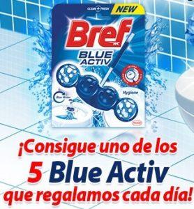 Consigue Bref Blue Active gratis