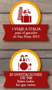 Viaja a Italia y consigue cenas gratis