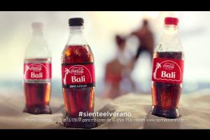 Coca cola siente el verano