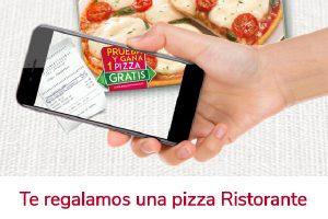 Pizza ristorante gratis dr oetker