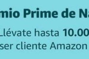 10.000€ en amazon prime