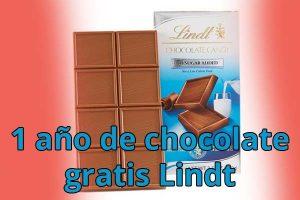 Chocolate Lind Gratis