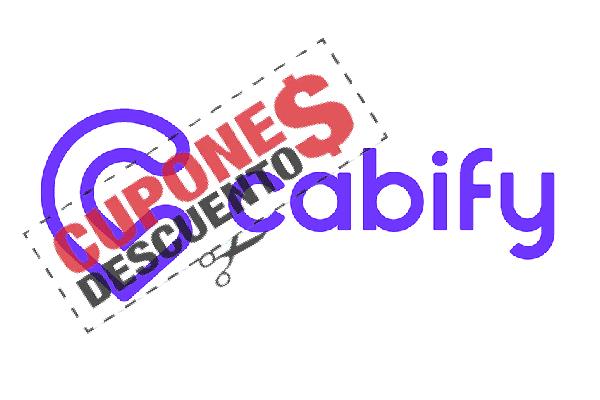 Cupones Descuento para Cabify