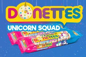 Regalos donnettes unicorn squad