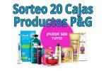 Sorteo Productos P&G