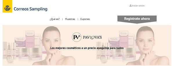 muestras gratis pavlova's
