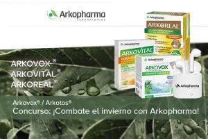 Sorteo productos Arkopharma