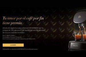 Cafetera l'Or Barista gratis