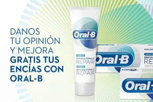Sorteo 100 pack oral-b