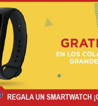 Regalo Colacao Smartwatch gratis