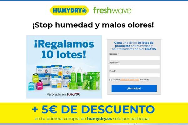 Sorteo de HumyDry