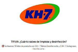 Sorteo KH7