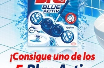Consigue Bref Blue Active gratis