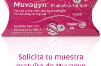 Muestras gratis de Muvagyn