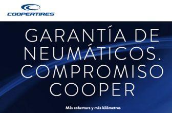 Ahorra en los neumáticos y consumo de tu coche con Cooper Tires