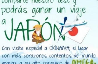 Viaje a Japón, iPhone 6 o Smartbox gratis