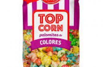 Ya no hay excusas Top corn palomitas te regala 1 entrada al cine o el cine en casa.