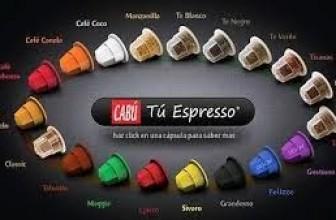 Consigue con Cabú café cápsulas gratis