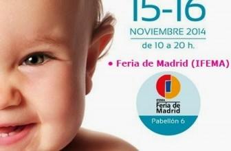 6€ descuento en las entradas + regalo sorpresa para la feria bebés y mamás + increíbles descuentos en productos