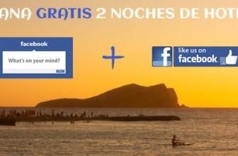 Hotel en Ibiza gratis