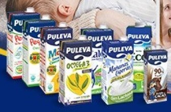 Lotes de leche Puleva gratis