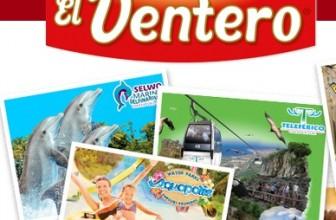 Promoción El Ventero: entradas gratis parques de atracciones
