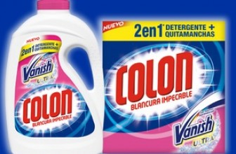 Prueba gratis Colon Vanish Ultra