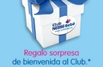 Regalo directo, cupones descuento y muestras gratis de Nestlé bebé