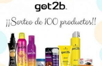 SCHWARZKOPF sortea 100 productos de su línea Got2be para que rompas las reglas
