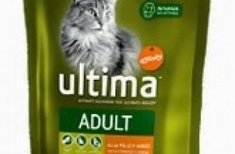 Muestras gratis de Ultima para gato