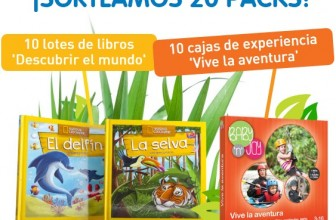 Sorteo National Geographic Kids