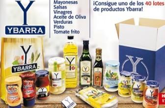 Sorteo de lotes de productos Ybarra